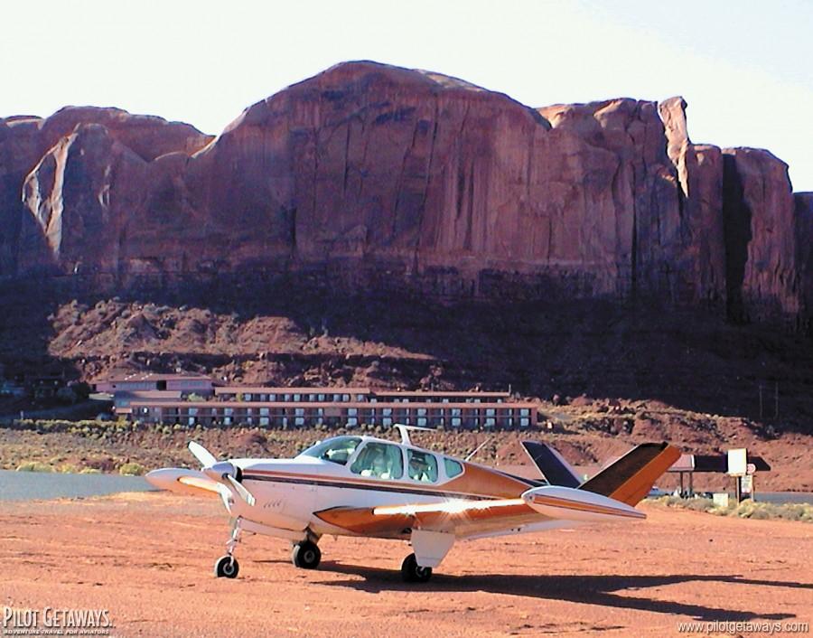 Monument Valley   Pilot Getaways