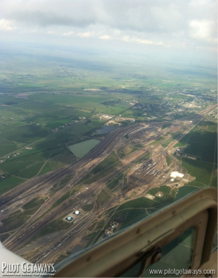North Platte Nebraska Rail Yard