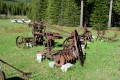 Horse-powered equipment